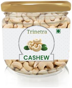 Trinetra Best Quality Kaju (Cashew) (Glass Jar Pack) 175g (Pack Of 1)