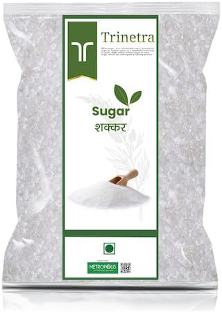 Trinetra Best Quality White Sugar-3Kg (Packing)