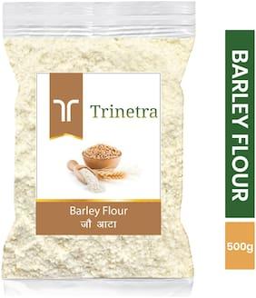 Trinetra Best Quality Barley Flour / Jau Atta 500g