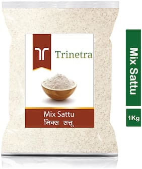 Trinetra Best Quality Mix Sattu 1kg (Pack Of 1)