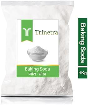 Trinetra Best Quality Meetha Soda (Baking Soda) 1Kg (Pack Of 1)