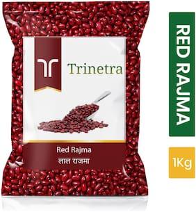Trinetra Best Quality Red Rajma/Lal Rajma 1kg (Pack of 1)