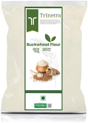Trinetra Best Quality Kuttu Atta (Buckwheat Flour)-3kg (Packing)