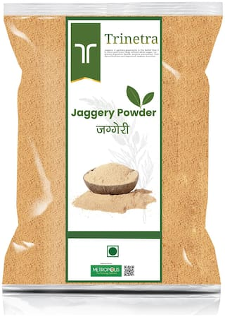 Trinetra Best Quality Jaggery Powder-2Kg (Pack of 1)