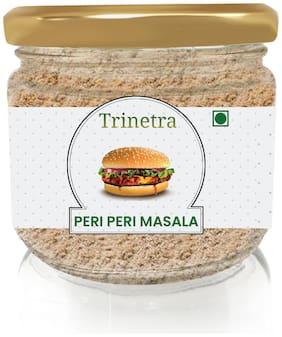 Trinetra Best Quality Perri Perri Masala (Glass Jar Pack)-100g (Pack Of 1)