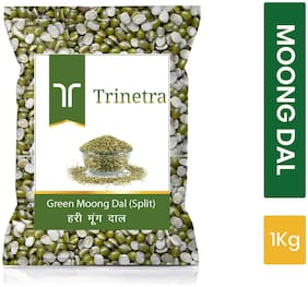 Trinetra Best Quality Moong Dal 1Kg