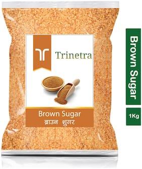 Trinetra Best Quality Brown Sugar 1kg (Pack Of 1)