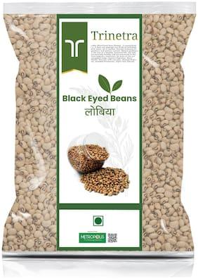 Trinetra Best Quality Lobia (Black Eyed Peas) Raungi-5 kg
