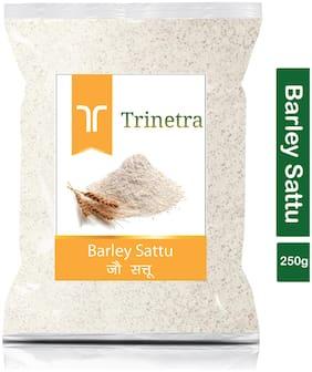 Trinetra Best Quality Jau Sattu (Barley Sattu) 250g (Pack Of 1)