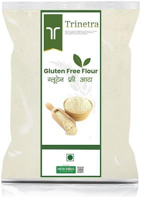 Trinetra Best Quality Gluten Free Atta (Gluten Free Flour)-3kg (Packing)