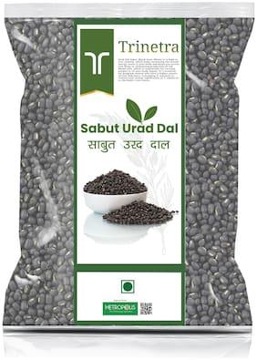 Trinetra Best Quality Urad Dal Sabut (Black Gram Whole)-5 kg