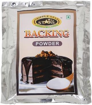 Tripple Star Baking Powder-200 g