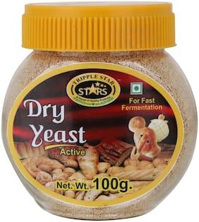 Tripple Star Dry Yeast-100 g
