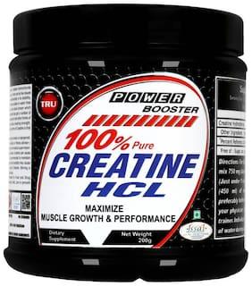 Tru Creatine Hcl, 200 Gm