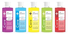 True Derma Essentials Anti-Bacterial Hand Wash 500ml (Pack of 5)