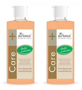 True Derma Essensials Anti-Bacterial Handwash Gentle Protection 500ml Each (Pack of 2)