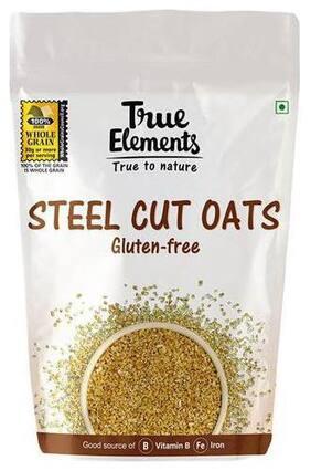 True Elements Gluten Free Steel Cut Oats 1 kg