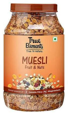 True Elements Fruit & Nut Muesli 1 kg
