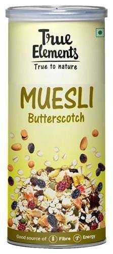 True Elements Muesli - Butterscotch 400 gm