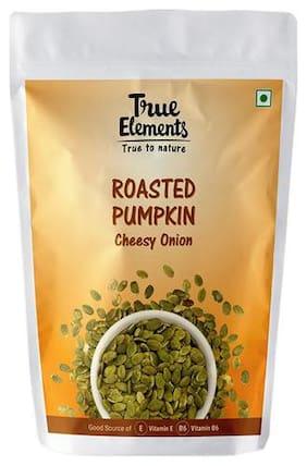 True Elements Harippa Roasted Seeds - Pumpkin, Cheesy Onion 125 g