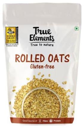 True Elements Harippa Seeds Granola Roasted Snack - Honey Crunch 125 g