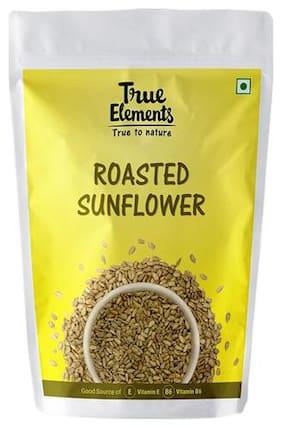 True Elements Sunflower Seeds - Roasted 125 g