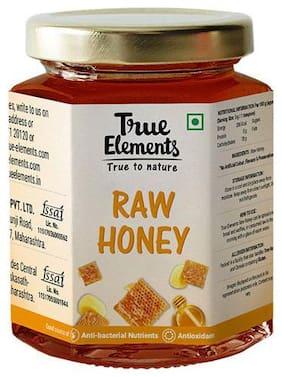 True Elements Honey Raw 350 gm