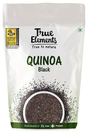True Elements Quinoa Seeds - Black 500 g