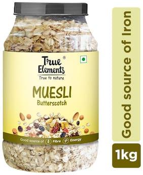 True Elements Butterscotch Muesli 1000 gm