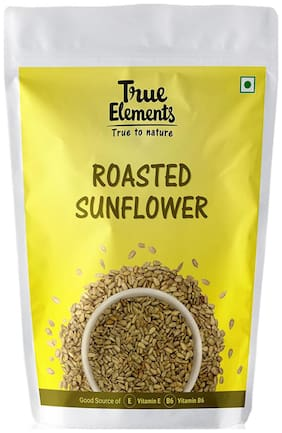 True Elements Roasted Sunflower Seeds 500g