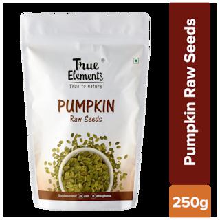 True Elements Raw Pumpkin Seeds 250g