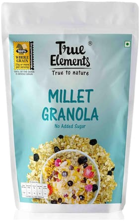 True Elements Millet Granola 400g