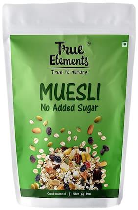 True Elements No Added Sugar Muesli 1.2kg