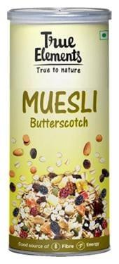 True Elements Butterscotch Muesli 400 gm