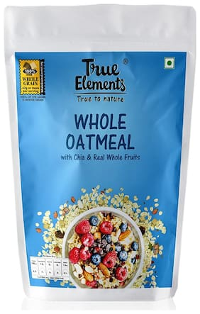 True Elements Whole Oatmeal 1.2kg