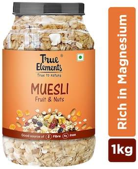True Elements Fruit And Nut Muesli 1000 gm