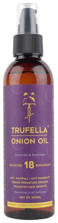 Trufella Onion Hair Oil 200 Ml Pack Of 1