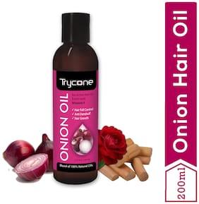 Trycone Onion Hair Oil with Vitamin E 200 ml