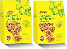 Tulsi California Walnuts Kernels Premium 400g (200g x 2)