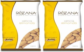 Tulsi California Almonds Rozana 500g (250g x 2)