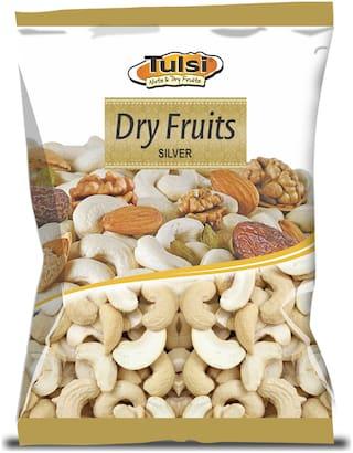 Tulsi Dry Fruits Silver Cashew Splits 500g