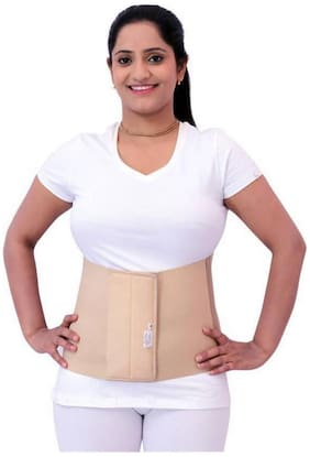 Tynor Lumbo Sacral Belt Lumbar Support (XXL, Beige)