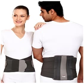 Tynor Rib Belt Spl. Size Back Support (XXL, Grey)