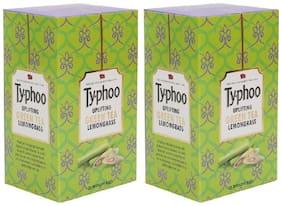 Typhoo Lemon Grass 25 Tea Bags (Pack Of 2)