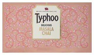 Typhoo Masala Tea Bag 100 Teabags (Pack Of 1)