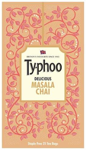 Typhoo Masala Tea Bag Envelope 25 Tea Bag