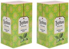 Typhoo Morocco Mint 25 Tea Bags (Pack Of 2)
