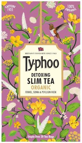 Typhoo Organic Slim Tea - 20 TeaBags ( Pack of 1)