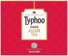 Typhoo Tea Bag Assam Classic 100 Tea Bag