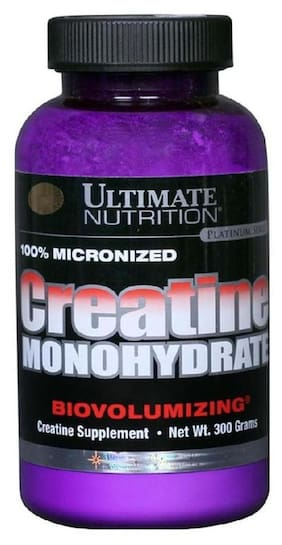 Ultimate Nutrition 100% Micronized Creatine Monohydrate 300 g